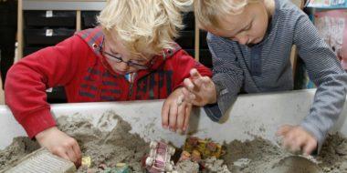 Kleuters in toenemende mate benaderd als schoolkind