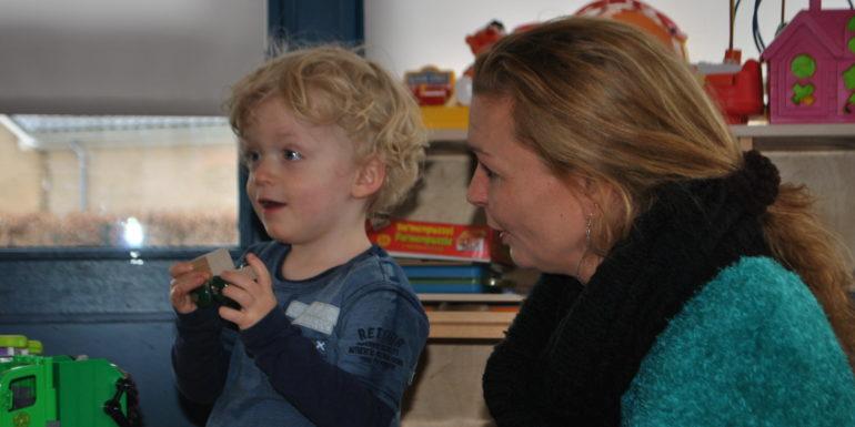 VVE helpt kinderen met achterstand