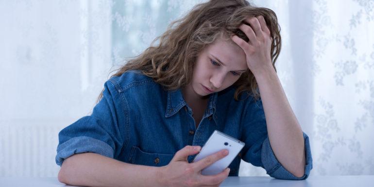 Cyberpesten en social media