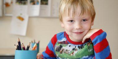 Het jonge kind in het basisonderwijs