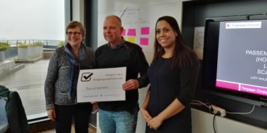 Burg. W.A. Storkschool wint scan hoogbegaafdheid
