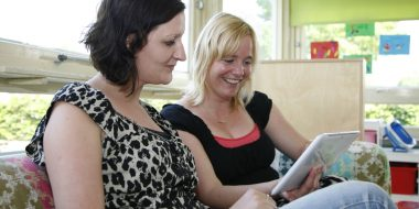 Opleiding Pedagogisch coach: coaching in de kinderopvang