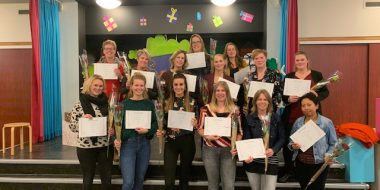 Feestelijke certificaatuitreiking medewerkers Kinderopvang Westerkwartier